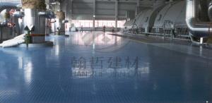 热电厂用橡胶地板